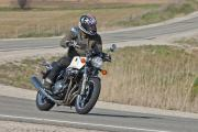 The Honda CB1100 oozes confidence and style