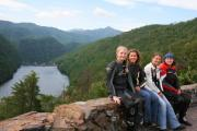 The Womens Sportbike Rally to Vanquish the Dragon in Deals Gap_1