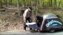 The DogSaucer Motorcycle Trailer_2