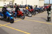 Highlights of the Woman Only BMW Motorrad Ride Outside of Toronto
