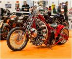 Airplane Engine Powered Motorcycle_0