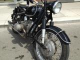 Beautifully restored 1955 BMW R50
