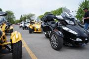 2013 Can-Am Spyder Roadsters Demo Ride: The Roadsters are not Motorcycles