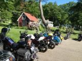 Bikes at the Lake House Inn