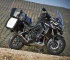 Triumph Tiger Explorer Accessorized