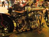 Motor with one Panhead and one Shovel - The Munster Harley_0