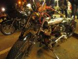 Motor with one Panhead and one Shovel - The Munster Harley_2