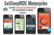 EatSleepRIDE Motorcycles App for iPhone