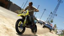 Grand Theft Auto 5 Motorcycles