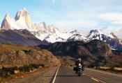 Riding in South America
