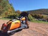 2014 FLHX Street Glide - First Ride Touring New York State
