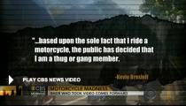 SUV vs Motorcycles: Kevin Bresloff's statement