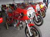 2013  Ducati TT  and F1 Symposium Spordone Bevels 2