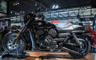 EICMA: Go smaller? Harley Davidson launches the Street 500 and 750