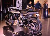 Spectacular: Brough is reborn with the Superior SS100 prototype