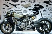Ducati 1199 Superleggera - Even naked, it's beautiful