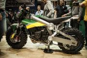 Caterham Bikes Brutus - An Unusual Entry Into The Motorcycle Market - EICMA 2013