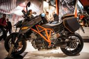 2014 KTM 1290 Super Duke R (Travel Version)