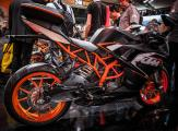 2014 KTM RC 125 - With Bag For Commuting