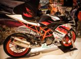 2014 KTM RC 390 Race Bike