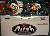 Two Airoh Helmets - Different Visors Keep One Cooloer