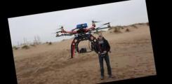 Hexadrone ariel camera by Alex Labesse