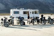 The Babe and the Bikes - Borrego