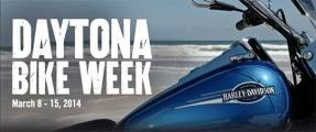 Daytona Bike Week, March 7 - 16, 2014