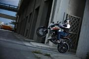 2013 KTM Duke 125 in action 1