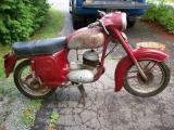 65 Jawa 125 2 stroke