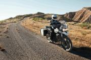 2013 Triumph Tiger 800 XC - in action